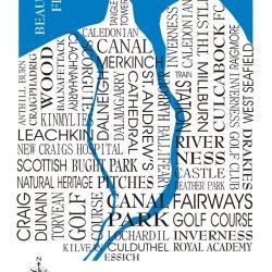 inverness sat nav wee