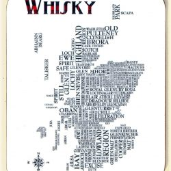 whisky sat nav new wee